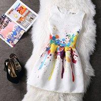 ladies dress 300 patterns Group 2 summer women jacquard linen princess dress high-end women fashionable dress