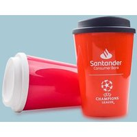 'Manufacturer's Direct Selling Hot Selling Promotional Double Wall 350ml 450ml Plastic Travel Mug Reusable Coffee Cup