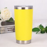 Custom Personalized 20 oz Double Wall Vacuum Insulated Stainless Steel Tumblers