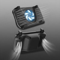 CPU 20 Seconds Rapid Cooling Radiator Fan Gaming Joystick and Mobile android Game Phone Handle Controller