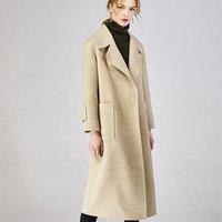 2019 New  Cashmere Coat Jacket Woman Wool