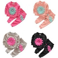Baby Cloth Kid Girls Boutique Child Outfit Summer 2019 Wholesale Cheap Organic Cotton Sport Wear Girl Clothing Set