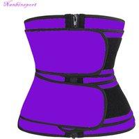 zip up waist trainer corset for weight loss waist trainer high quality