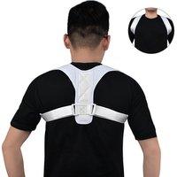 Posture Corrector Back Support Belt Shoulder Bandage Corset Back Orthopedic Brace Pain Relief Lumbar 1023003