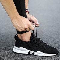 'Kango Unisex Breathable Running Sport Shoes Lace Up Running Trainers Walking Shoes Sneakers Couple Shoes