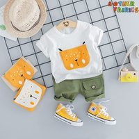 and Other Fairies 2019  Fashion for kids cheap new autumn european stylish cotton baby boy sets clothes childrens clothing sets