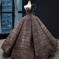 Jancember  RSM66860 ladies long evening party wear gown  girls  guangzhou evening dress