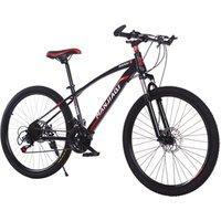 Mens and Womens Light Weight MTB Bicycle 22-Speed Mountain Bike,Mountain Bike Titanium Frame