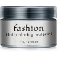 New Fashion Modeling multicolor hair color Mud wax Temporary Dye Cream