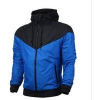 Fall thin windrunner Men Women sportswear high quality waterproof fabric Men sports jacket