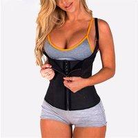 Quality Nylon Body Shaper Sport Girdle Waist Training Corset for Women Slimming shapewear