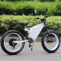 Off road electric bicycle moto cross electric bike 5000W ebike