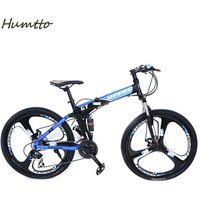 Cheap Lock Adjustable Shock Absorber 24speed Adult Foldable Mountain Bike Bicycle