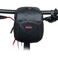 Rhinowalk MTB bicycle handlebar bag bike front frame bag waterproof panniers