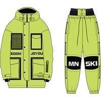 winter waterproof mens ski racing jackets suit