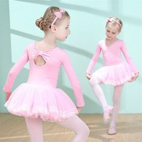 Wholesale Cheap Girls Dance Wear Costumes Cute Ballet Tutu Dress for Kid