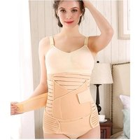 Wholesale OEM Waist Band Postpartum Belly Wrap Recovery Girdle Corset After Pregnancy Belt