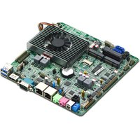 China factory Intel I3 I5 I7 processor dual ethernet thin client board X86 intel laptop motherboard mini itx motherboard