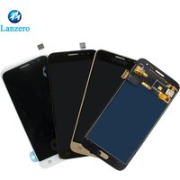 Mobile phone Spare parts for J300 lcd, J3 display screen digitizer for Samsung j3 lcd screen