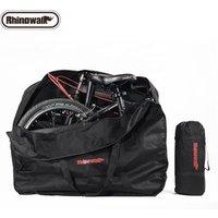 Rhinowalk Folding Bike carrying bag Balanced Bike Carrier storage bag