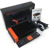 'Satellite Tv Receiver Freesat Gt Media V8 Nova Dvb S2  With Built In Wifi Scart Port Support H.265 Upgraded From V8 Super