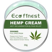 Private label effective pain relief natural hemp cream
