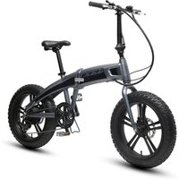 Foldable 4.0 tire batteries electric bicycle