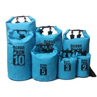 2L 3L 5L 10L 15L 20L 30l Custom Logo Outdoor backpack PVC turpulin Ocean Pack wholesale sport Waterproof Dry Bag