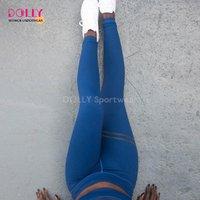 High Waist Leggings Body Shaper Workout Trousers Fitness Yoga Pants Women Sportswear