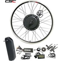 Ebike kit Best Price free Shipping High end 48V 1000W wholesale electric bicycle bike ebike conversion kit w optional battery