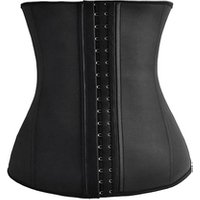 Hot selling 100%Chloride comfortable high quality body corset womens slimming body waist trainer corset shapers