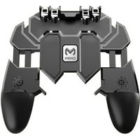 2019 hot new accessories AK66 portable mobile smart phone android IOS game pad universal adjustable controller shooter joystick