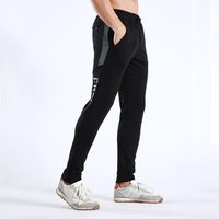 Drop Shipping Mens Jogger Pants Sport Sweatpants Running Tracksuit Trousers with Pocket