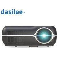 wholesale HD smart projector wifi projector 4k 3d android 6.0 LCD projector