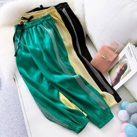 B23491A New fashion womens leisure sports trousers Harem Pants
