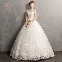 2019 Appliques A Line Bridal Gowns Corset Backless Long Arabic Dubai Vestidos de novia Vintage Long Sleeves Wedding Dresses