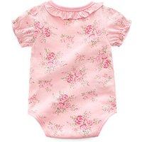 Summer cotton short sleeve cute newborn romper childrens suit baby clothes