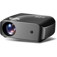 New model! VIVIBRIGHT F10 Portable DLP pico Projector 2800Lumens mini projector for mobile phone video projector WIFI