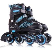 PAPAISON brand Hottest sale 4 flashing PU wheels inline skates