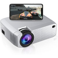 Factory directly Supply Wifi  Projector  LED 1080p Home Cinema Portable Proyector mobile Beamer