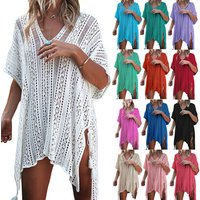 Women Beachwear Swimwear Bikini Beach Wear Cover Up Ladies Summer Dress