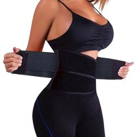 Dropshipping waist trainer corset for weight loss waist trainer private label belt unisex waist trainer