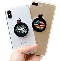 Top Quality Phone Holder Socket with 3M Adhesive Free Custom Logo Printing Pops Grip Sockets