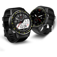 F1 GPS Smart Sport Watch with Camera Altimeter Heart Rate monitor 1.3inch Touch Screen Smart Watch For IOS /Samsung mobile phone
