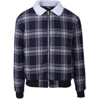 stock lots cheap polar fleece outdoor men plaids winter hoodies jacket