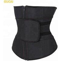 Neoprene High Compression Waist Trainer Corset Abdominal Belt Cincher Underbust Body Shaper Slimming Faja Sweat Fat Burner Belly