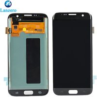 Mobile Phone LCDs Screen Replacement Digitizer For Samsung Galaxy S7 Edge G935 Display
