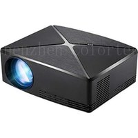 C80Up Portable Led Mini Projector,Optional WiFi Android Bluetooth Hdmi USB Home Theater Video Game Projector Beamer Built-in And