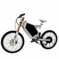 Ebike Custom Powerful Electric Bicycle E Bike with 96V 4000W 6000W 7000W 9000W Hub Motor For Adult