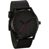 Simple Watches for Men Leather Band Fashion Unique Factory Direct Wrist Man Watch FREE SAMPLE